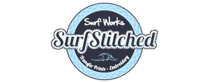 Surf Stitched – Embroidery and Transfer printing in Kidderminster Logo